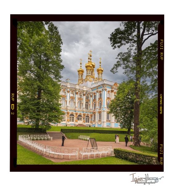 Catherine Palace gardens by IainHamer