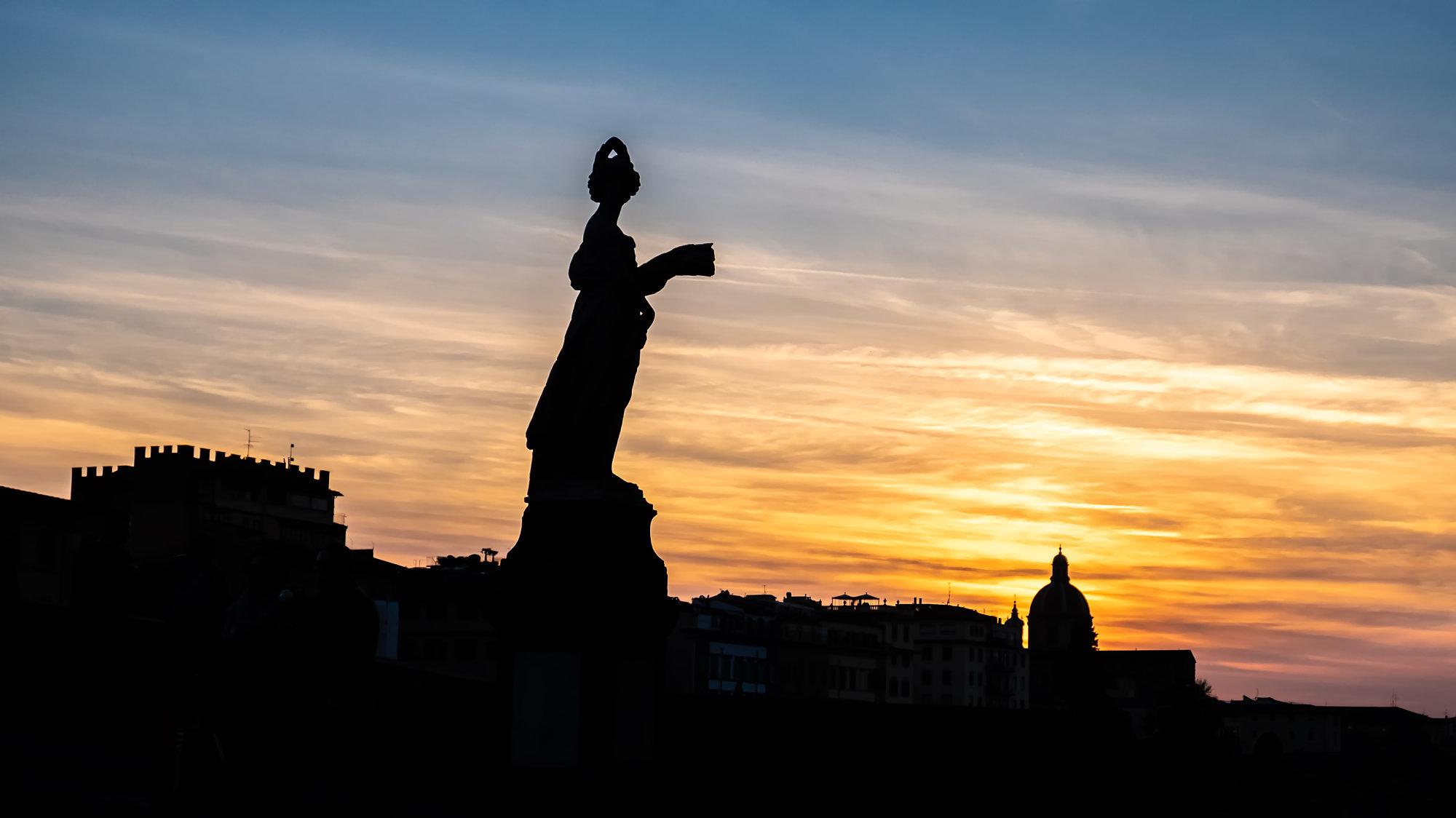 Sunset on Florence #2