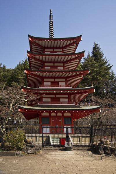 Cheureito Pagoda by Stephen_B