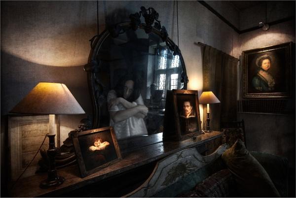 Through a Glass Darkly by DaveU
