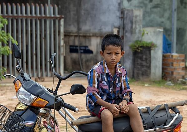 Boy on a Motorbike. by Buffalo_Tom