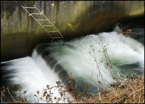Wonky Ladder by glyndwr