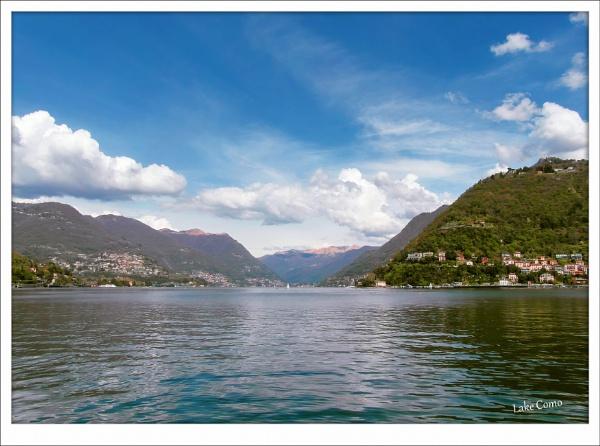 Lake Como by Robert51