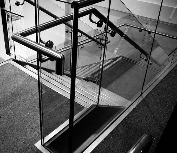 Stairway by nclark