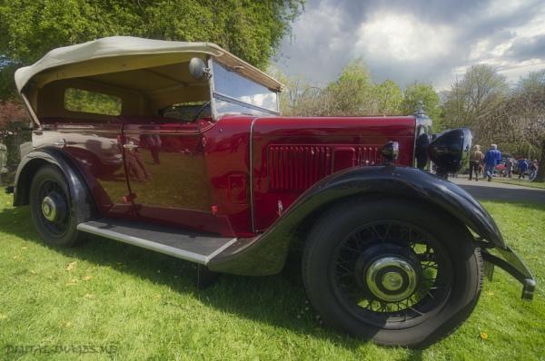 Morris Ten-Four Coupe by Alan_Baseley