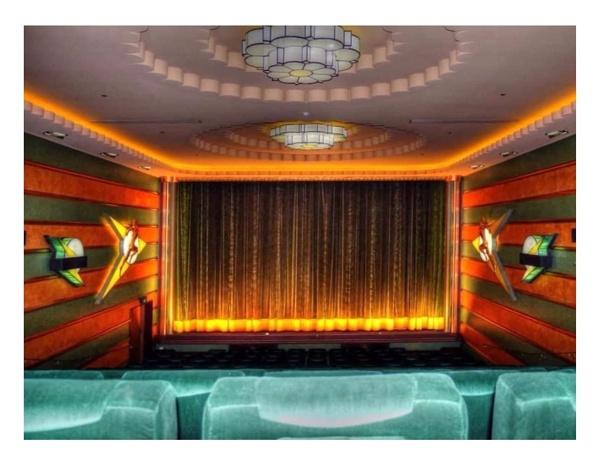 Art Deco Cinema by StevenBest