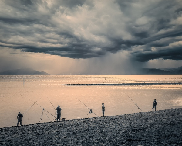 Fishermen by Mike43