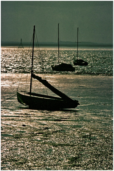 Beached and Moored by mac
