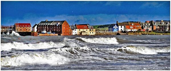 Stormy Sea by mac