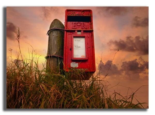 Village Postbox by carper123