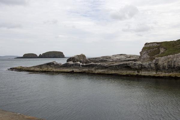 Ballintoy Bay by yultony