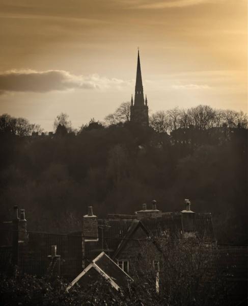 Holy Trinity Church, Stapleton, Bristol by eyelevelphotographyuk