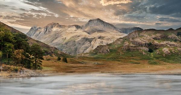 Moody Lakeland View by Tobytoes