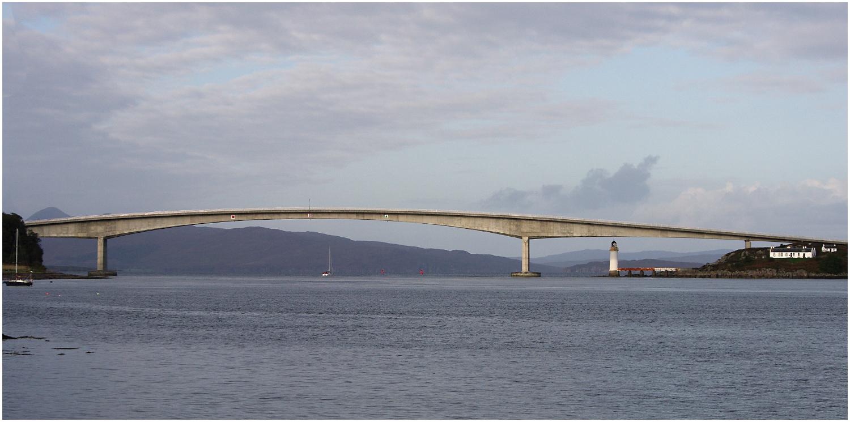 Main Span of Skye Bridge