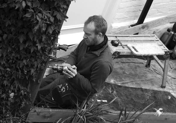 Craftsman at work !.. by af1