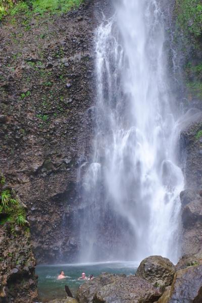 Swimming - Middleham Falls by jander01