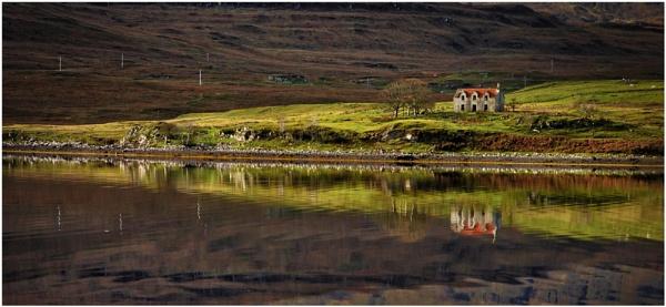 Derelict Reflection by sueriley