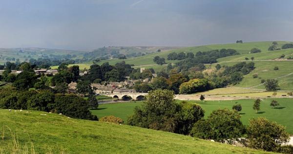 Burnsel Yorkshire Dales by robertsnikon