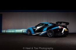 GTR rear.