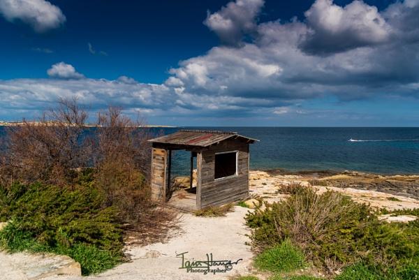 Bugibba shed by IainHamer