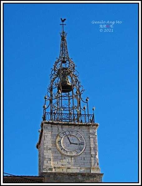 La flèche de fer de la cathédrale by GwailoAngMo