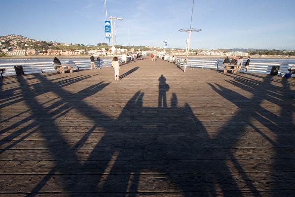 Pismo Pier by Acancarter
