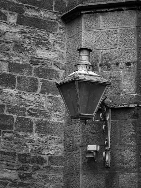 vintage wall light by rockabilly