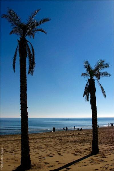 Guardamar Beach by blrphotos