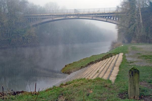 Albert Edward Bridge by LinH