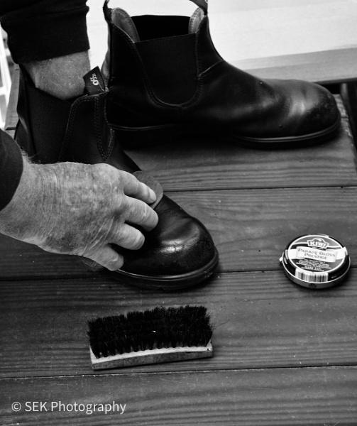 Shoe shine by SusanKing