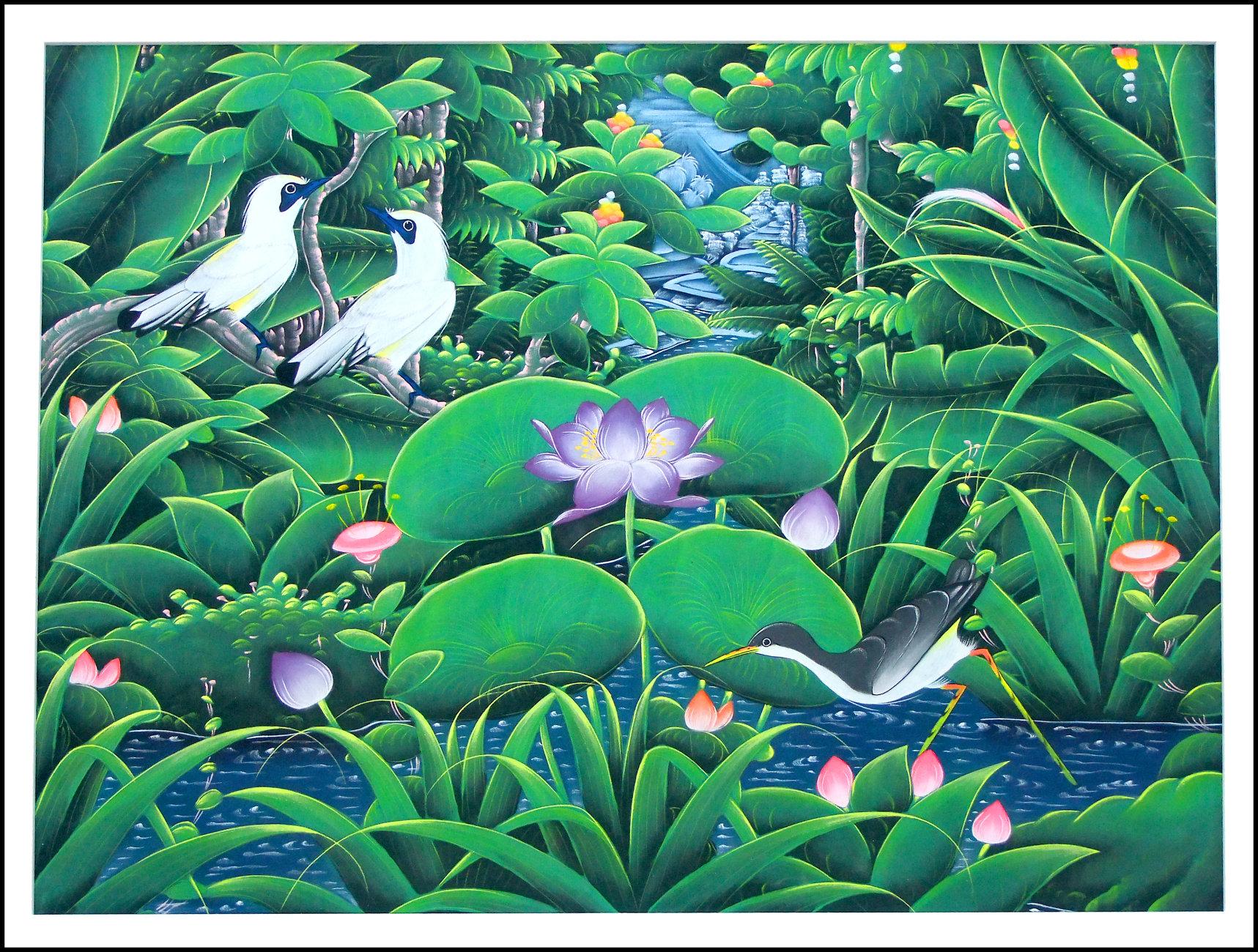 Artwork from Bali