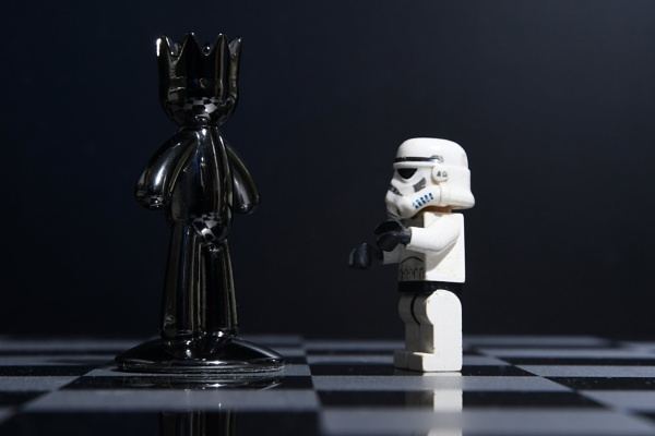 No, I am not your father... by St_Fuagowi