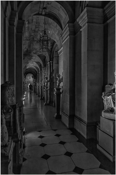 The Corridors of Power by stevenb