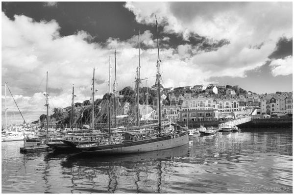 Brixham Heritage Fleet by Alan_Baseley