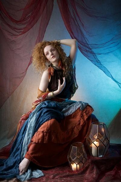 Gypsy queen by karen1961