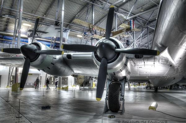 Duxford Air Museum - Cambridge by RayHeath