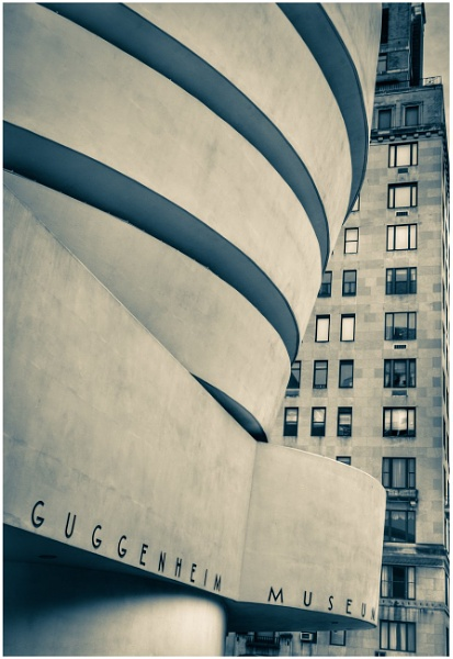 The Guggenheim by ColleenA
