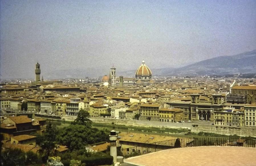 Florence Looking Northwest