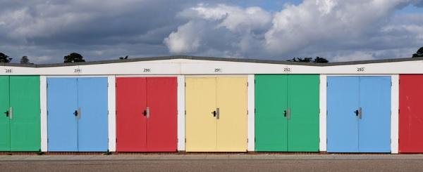 Lockdown in Colour. by webbep