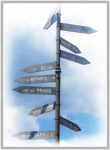 Signpost by nklakor