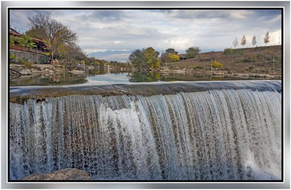 Cijevna  river by nklakor