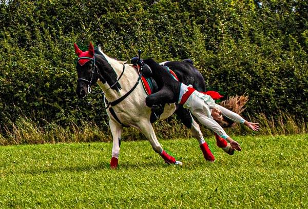 Stunt Rider by RonDM
