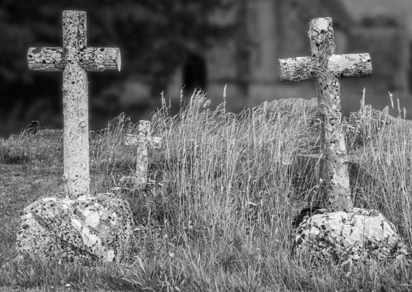 Three crosses by Bore07TM