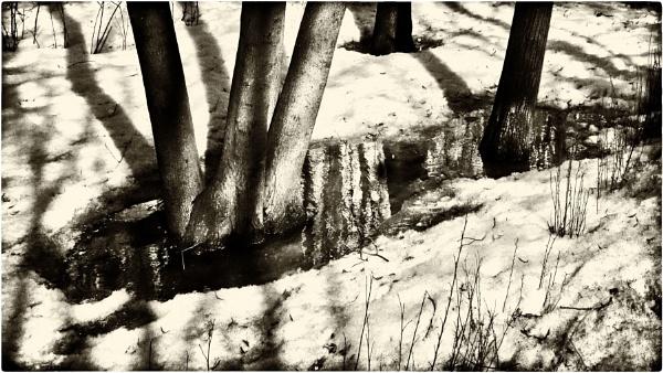 melting away by leo_nid