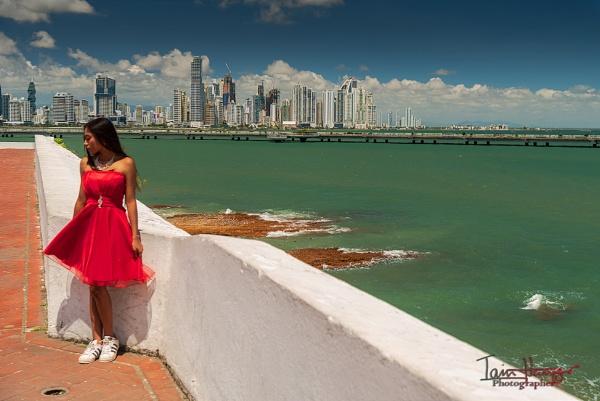 Red Dress by IainHamer