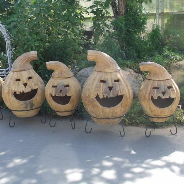 Halloween giggles at Saskatoon berry farm Alberta Canada by topcatj