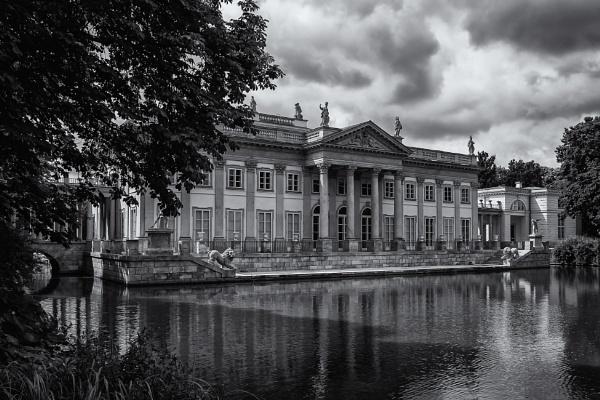 Royal Lazienki Museum by Xandru