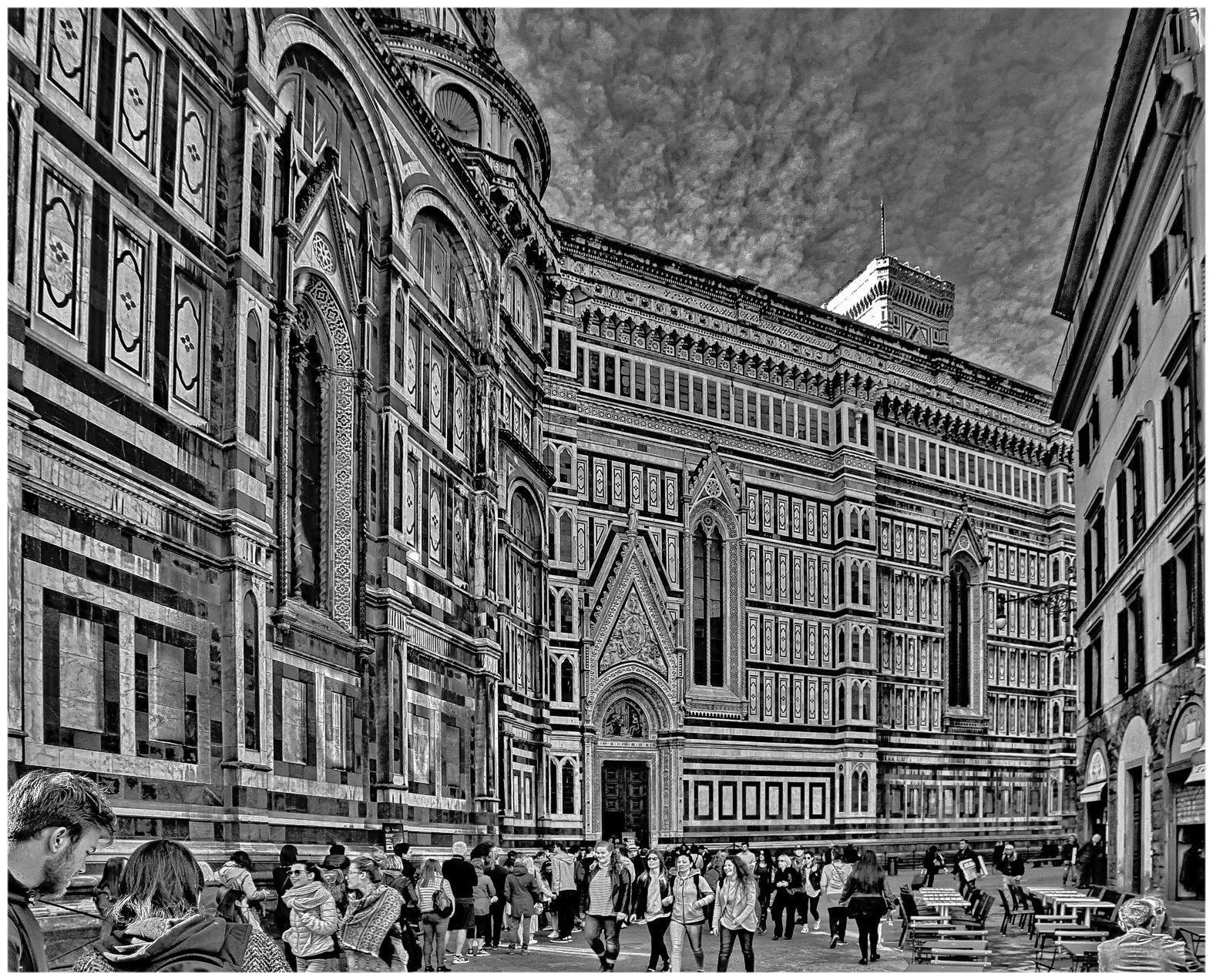 Florentine Crowd