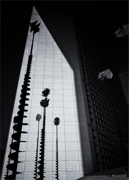La Défense by KingBee