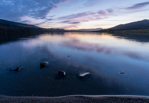 Loch Venacher by PaulHolloway